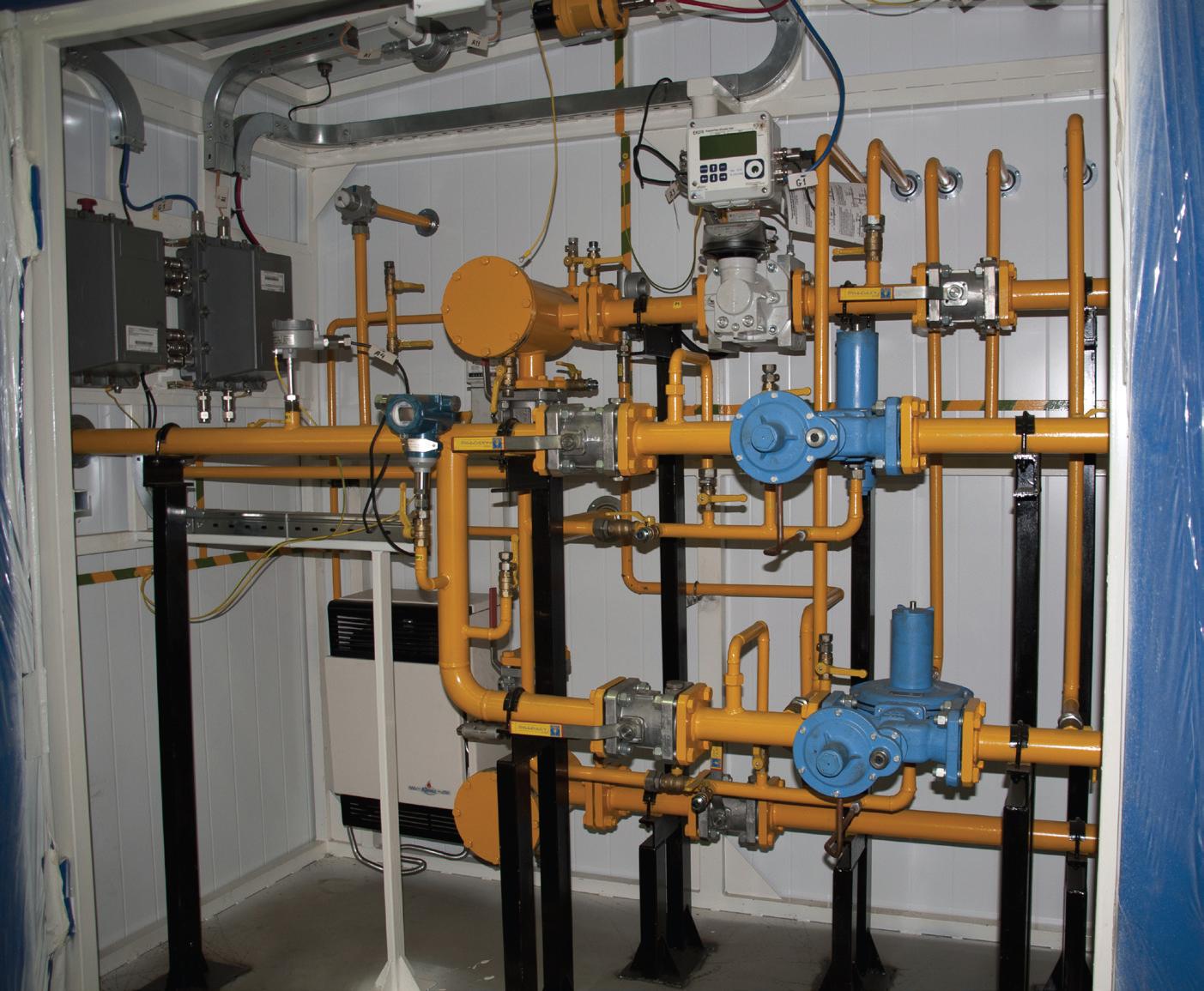 пункты газорегуляторные блочные пункты редуцирования газа шкафные