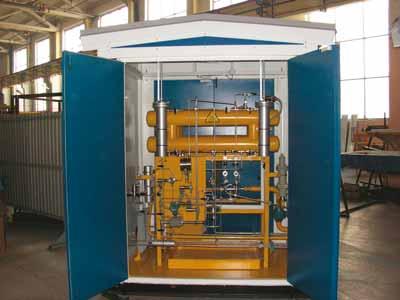Одоризатор газа ОДДК 02