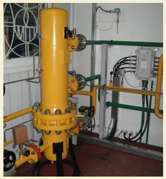 Газоводяные теплообменники Подогреватель сетевой воды ПСВ 550-1,37-2,45 Балаково