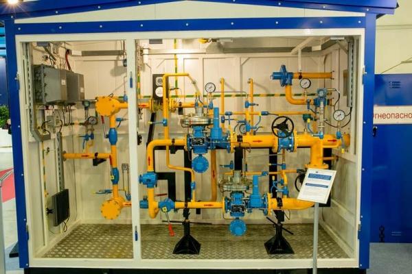Регуляторы давления газа 149-BV (ГАЗПРОММАШ)